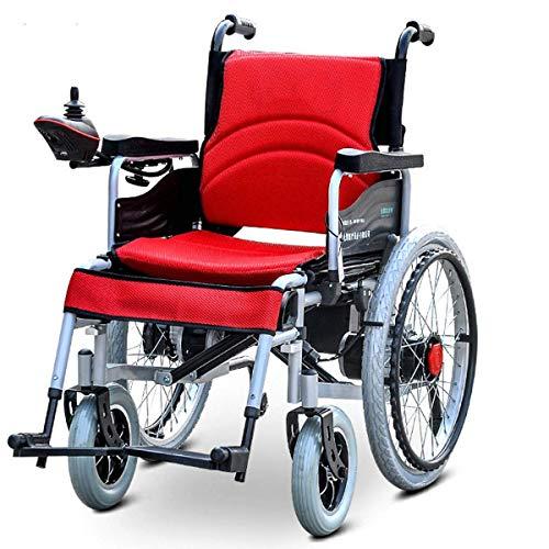 Silla De Cuatro EléctricaPlegableLigeroMayorDiscapacitadoCon Max RuedasRuedas Jbp 04 Scooter T1JF3ulKc
